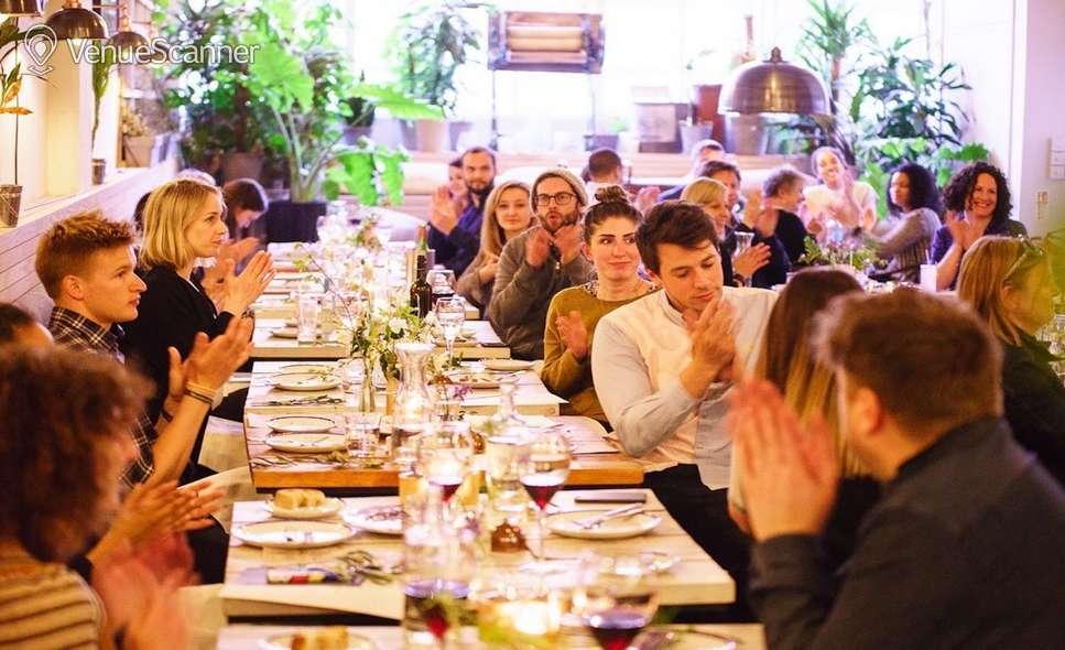 Hire Wringer & Mangle Restaurant