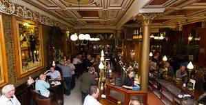 The Cafe Royal Edinburgh, Cafe Bar