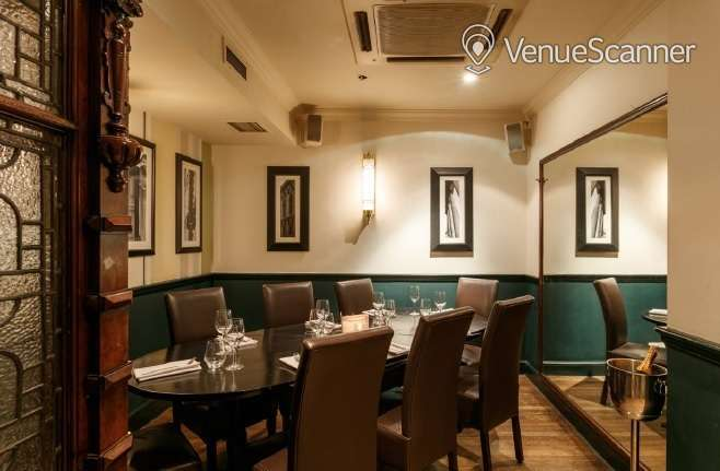 Hire Browns Mayfair Private dining room
