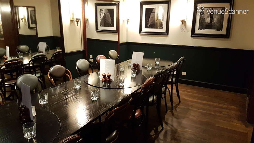 Hire Browns Mayfair Larger private room