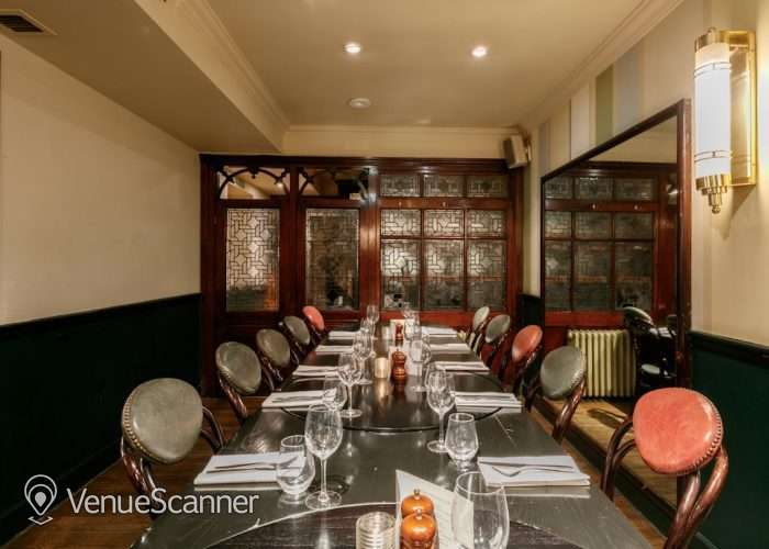 Hire Browns Mayfair Larger private room 1