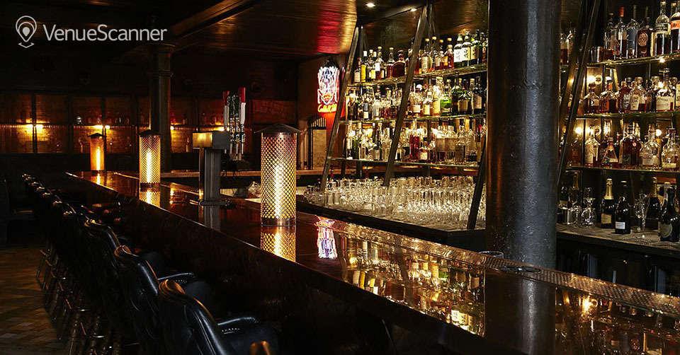 Hire Harrild & Sons 5cc Cocktail Bar 2