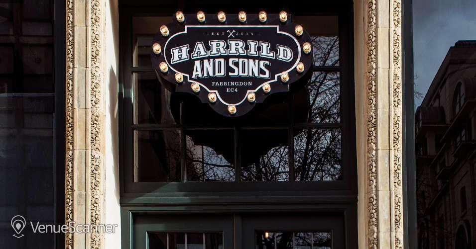 Hire Harrild & Sons 5cc Cocktail Bar 10