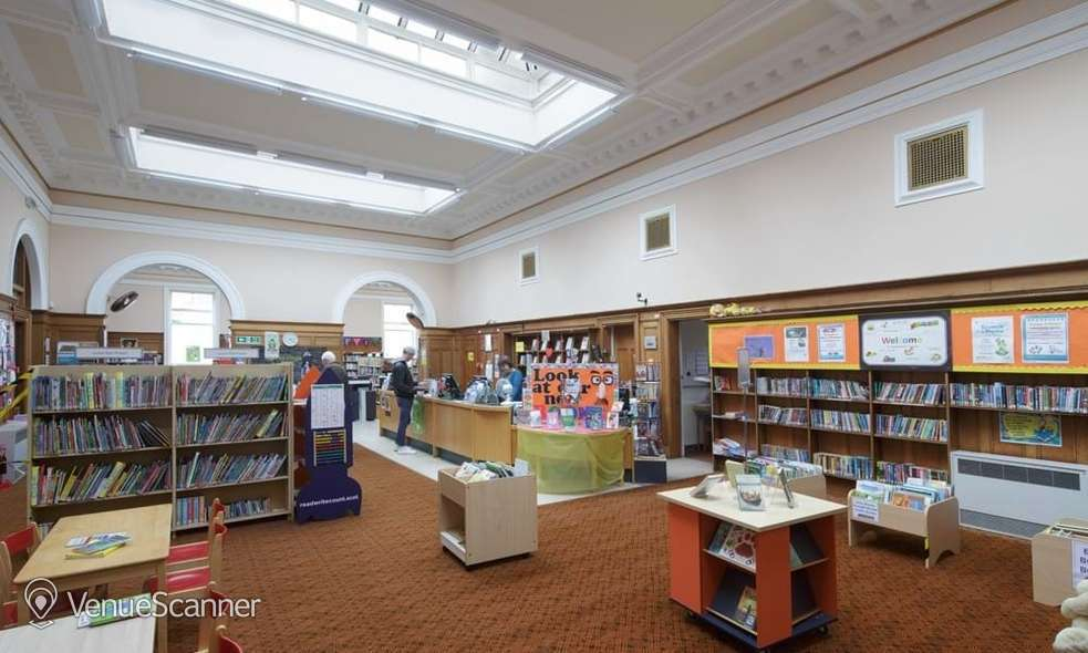 Hire Pollokshields Library Library 1