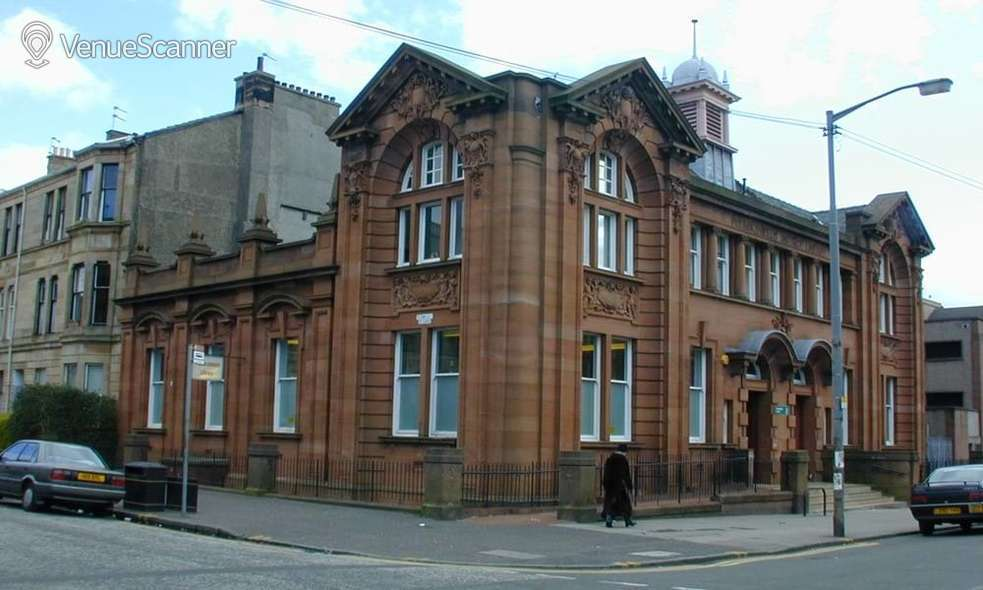 Hire Pollokshields Library Library 2