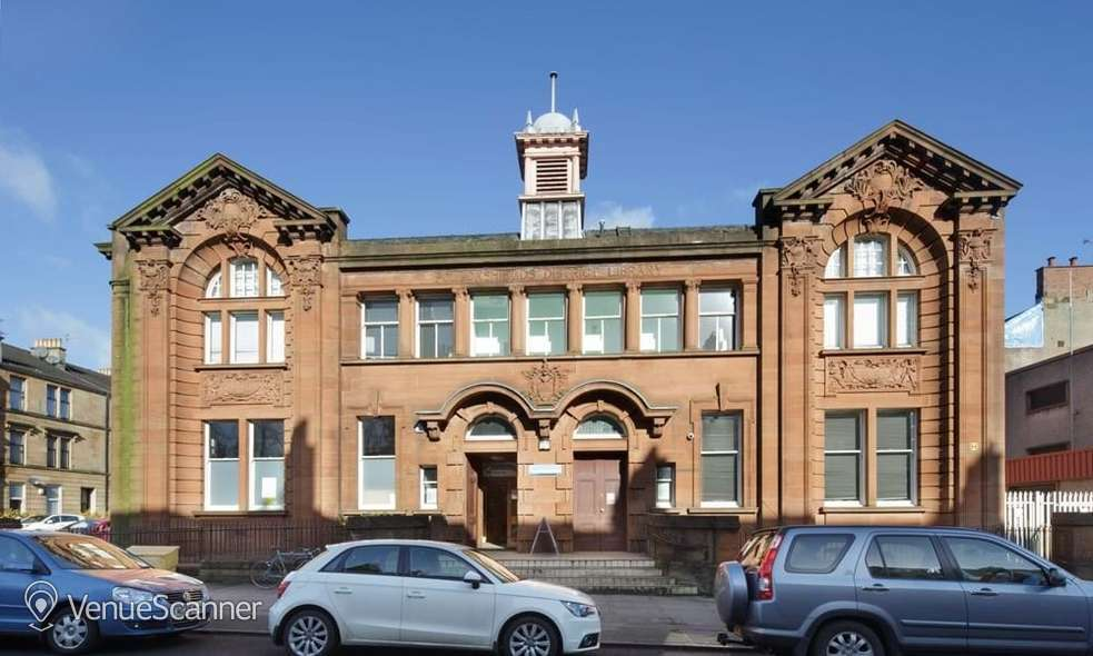 Hire Pollokshields Library Library