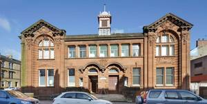 Pollokshields Library, Library