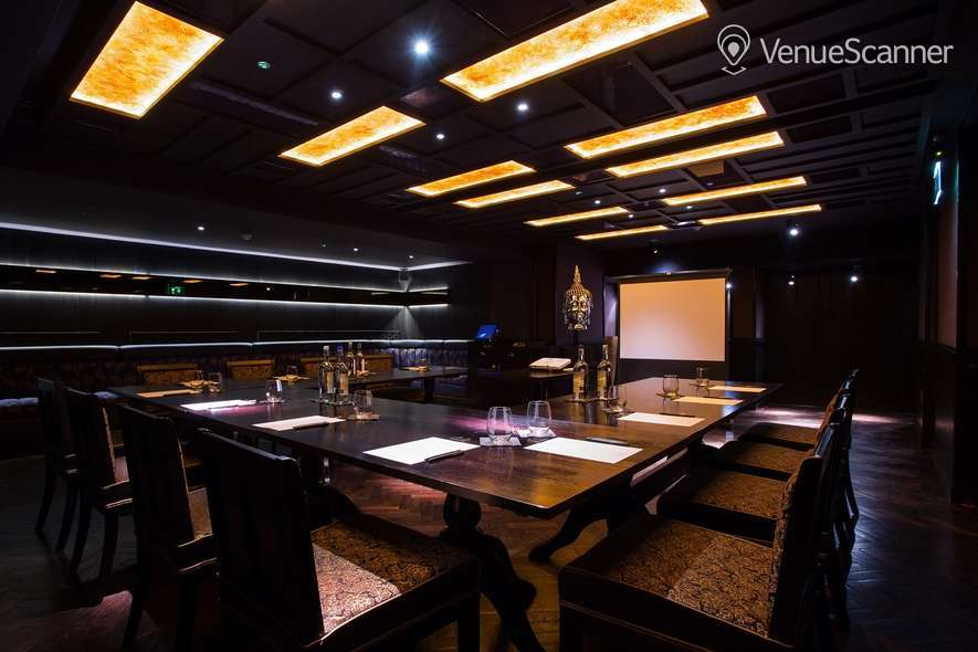 Hire Buddha-bar London The Private Dining Room 5