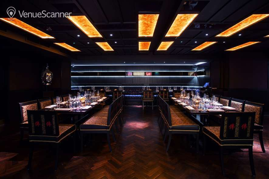 Hire Buddha-bar London The Private Dining Room