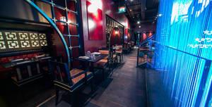 Buddha-bar London, Restaurant Alcoves