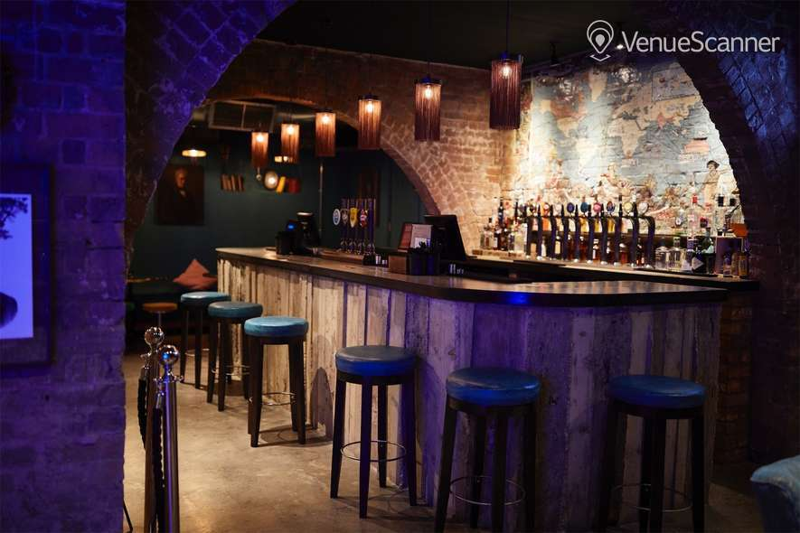 Hire The Three Guineas Firefly Cellar Bar