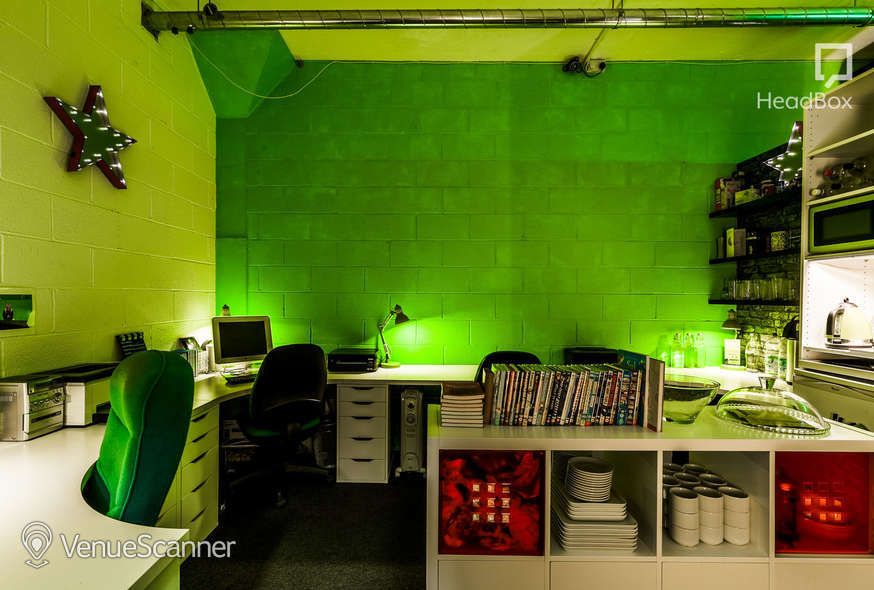 Hire Scene Q Studio Hire (Inc. Green Room & Edit Suite) 3