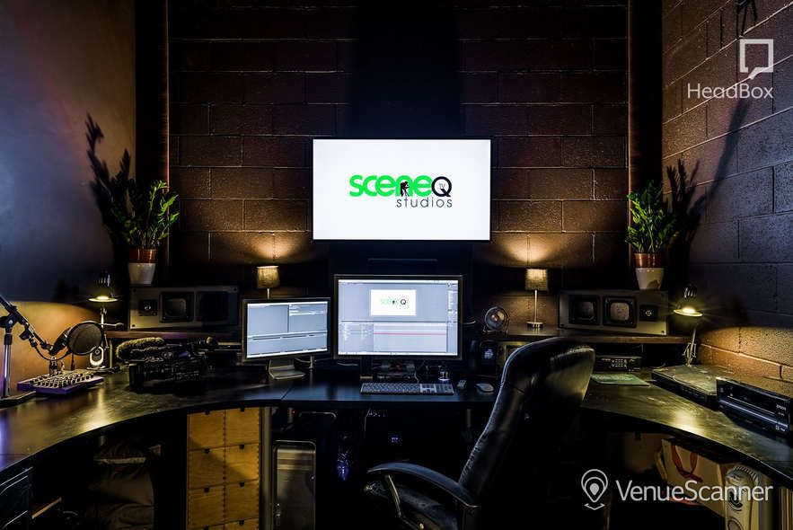 Hire Scene Q Studio Hire (Inc. Green Room & Edit Suite) 18