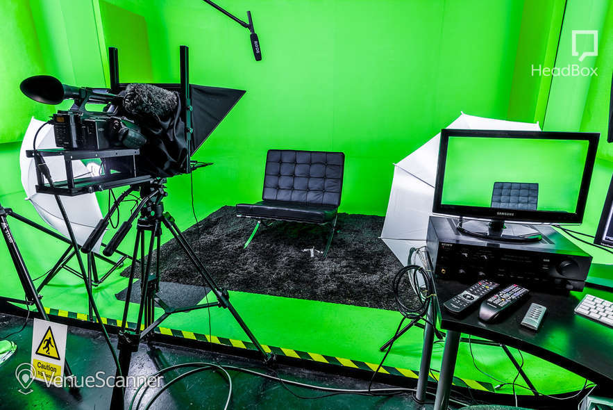 Hire Scene Q Studio Hire (Inc. Green Room & Edit Suite) 10