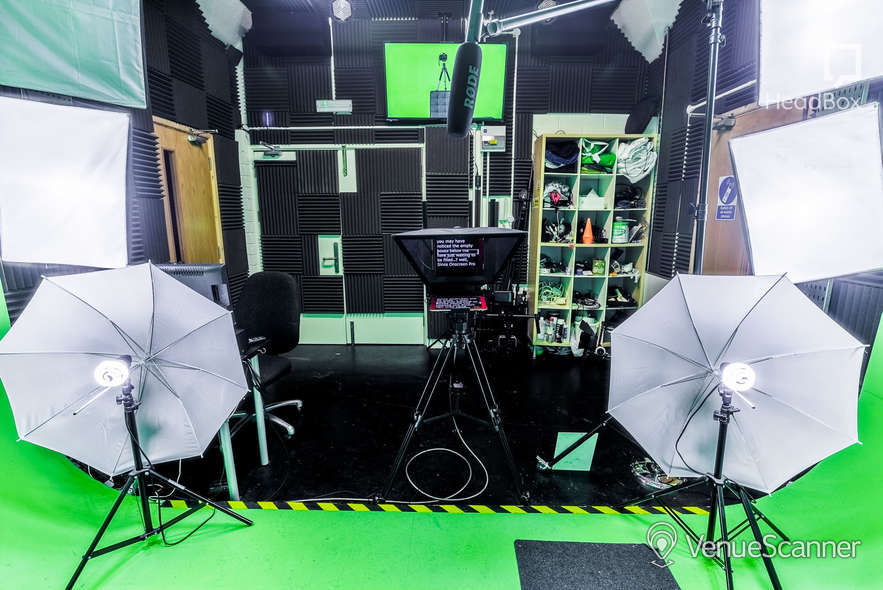 Hire Scene Q Studio Hire (Inc. Green Room & Edit Suite) 12
