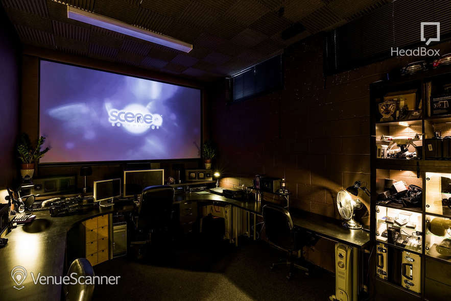 Hire Scene Q Studio Hire (Inc. Green Room & Edit Suite) 13