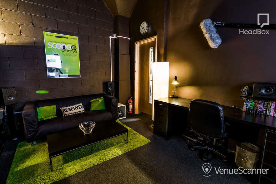 Hire Scene Q Studio Hire (Inc. Green Room & Edit Suite) 19