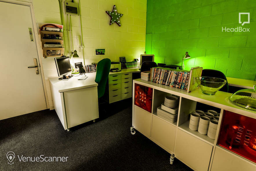 Hire Scene Q Studio Hire (Inc. Green Room & Edit Suite) 20
