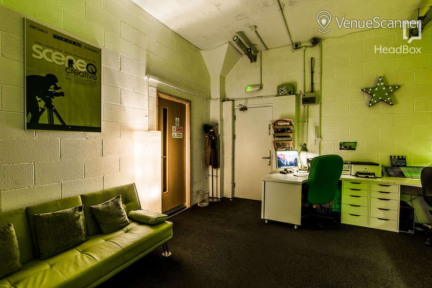 Hire Scene Q Studio Hire (Inc. Green Room & Edit Suite) 8