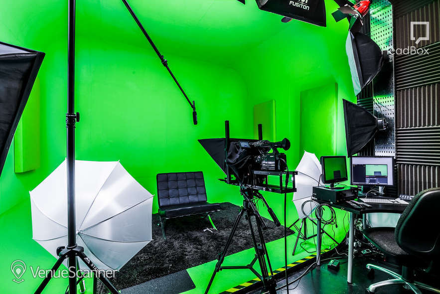 Hire Scene Q Studio Hire (Inc. Green Room & Edit Suite) 9