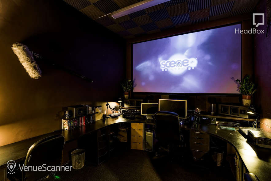 Hire Scene Q Studio Hire (Inc. Green Room & Edit Suite) 15
