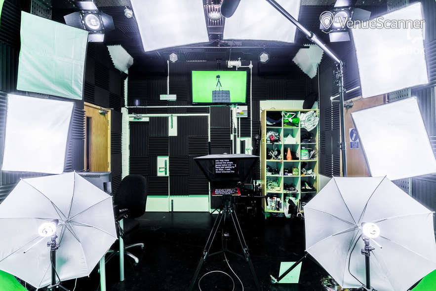 Hire Scene Q Studio Hire (Inc. Green Room & Edit Suite) 11