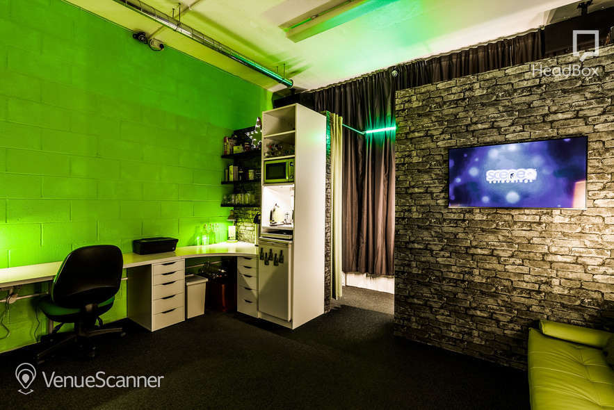Hire Scene Q Studio Hire (Inc. Green Room & Edit Suite) 6
