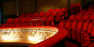 Royal Lyceum Theatre Co, Upper Circle Bar