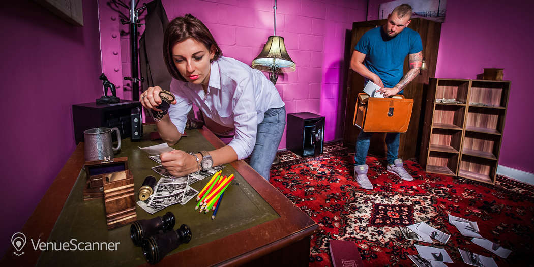 Hire Lock'd Escape Rooms London 4