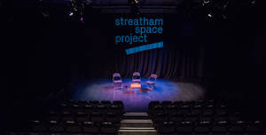 Streatham Space Project, Auditorium