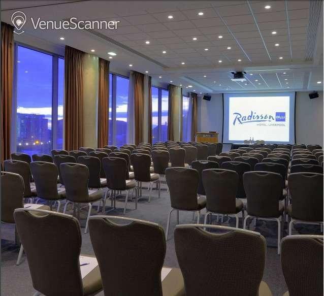 Radisson Blu Liverpool Function Room