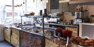 The Larder, Bethnal Green Main cafe 0