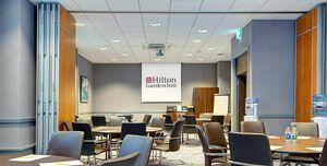 Hilton Garden Inn Dublin Custom House, The Liffey And Harbour