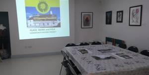 Bridgend Farmhouse, Meeting/ Exhibition Room