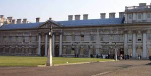 Old Royal Naval College Admiral's House 0