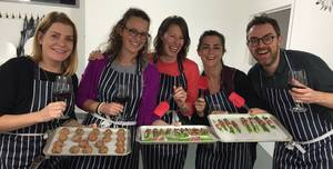 Jenius Social, Cookery Team Building Events
