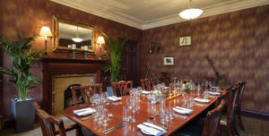 The Scotch Malt Whisky Society - The Vaults, The Tasting Room