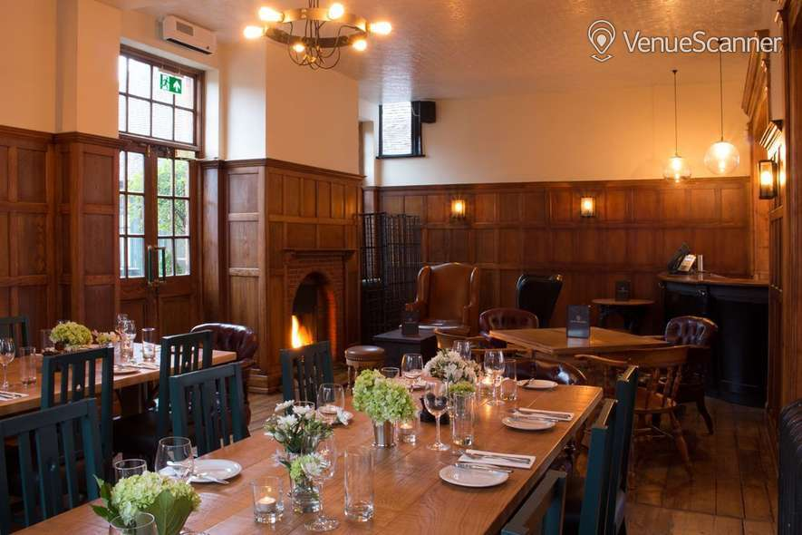 Hire Ealing Park Tavern The Oak Room