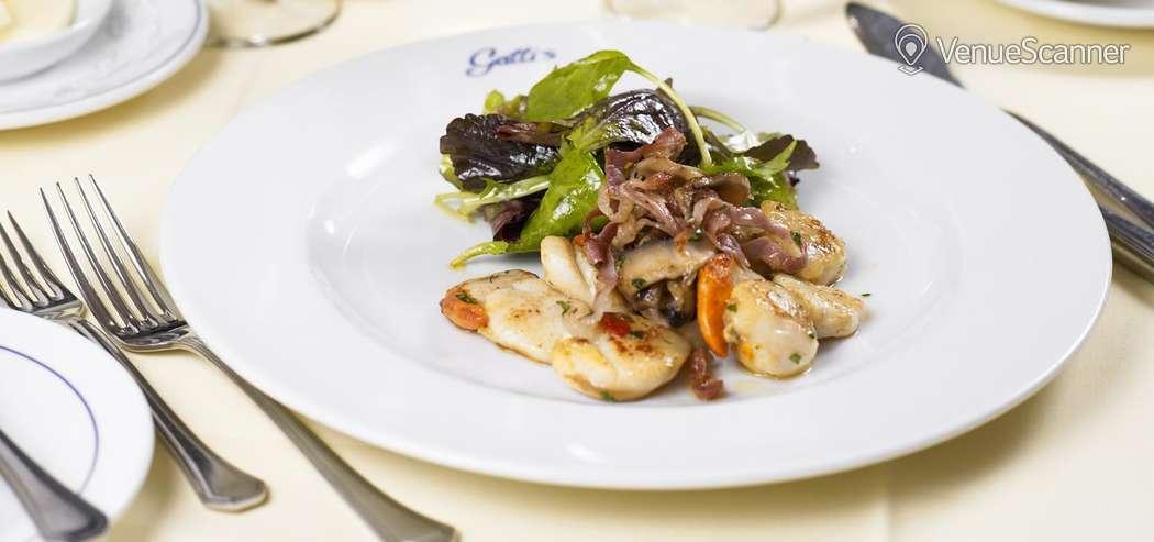 Hire Gatti's Italian Dining The Venetian Room 9