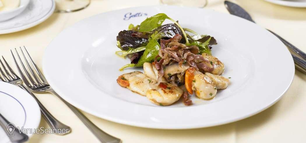 Hire Gatti's Italian Dining 123