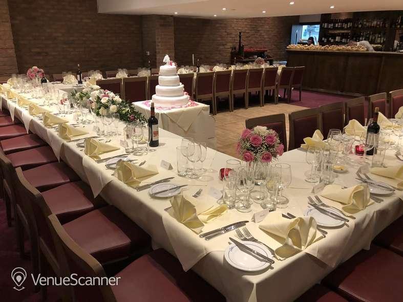 Hire Gatti's Italian Dining Italian Wedding 17