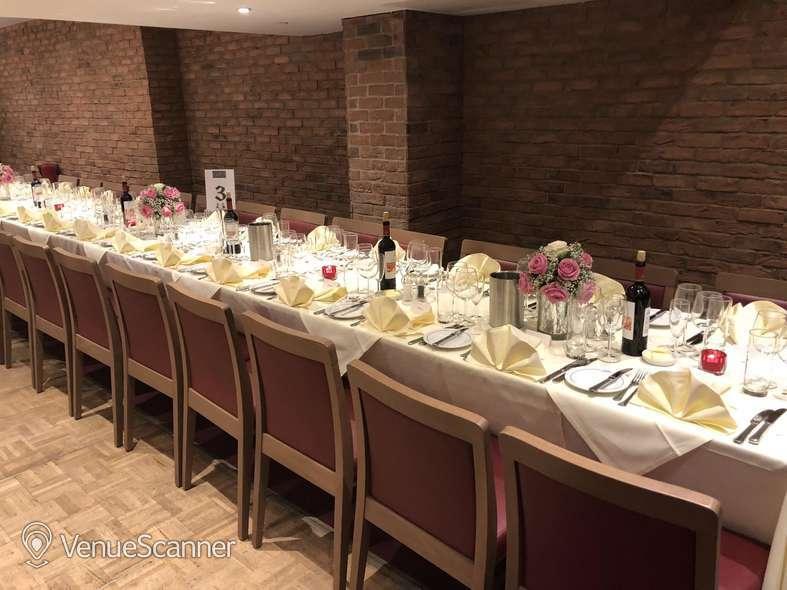 Hire Gatti's Italian Dining Italian Wedding 19