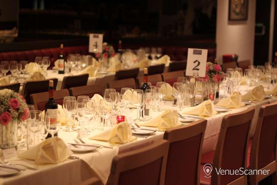 Hire Gatti's Italian Dining Italian Wedding 23