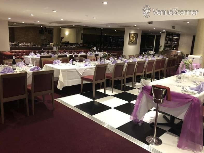 Hire Gatti's Italian Dining Italian Wedding 3