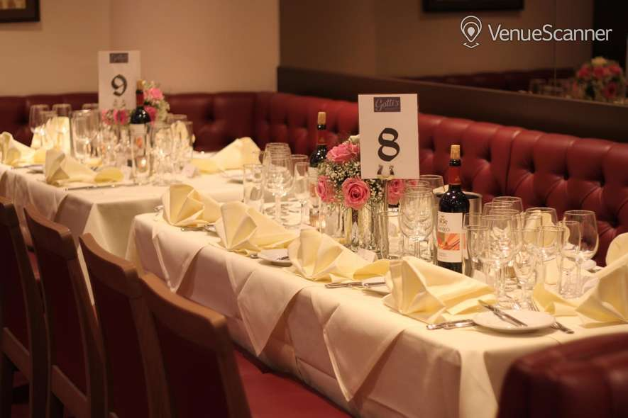 Hire Gatti's Italian Dining Whole Venue 9