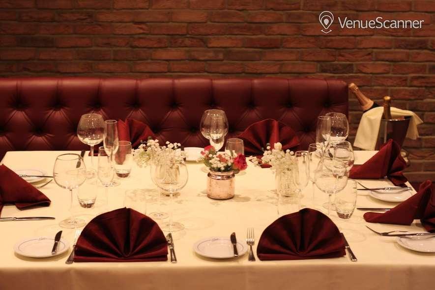 Hire Gatti's Italian Dining Italian Wedding