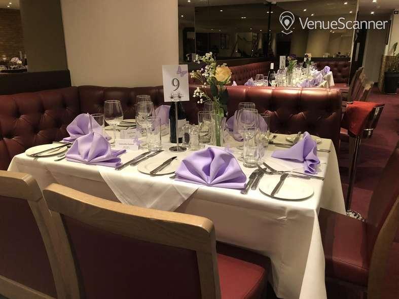 Hire Gatti's Italian Dining Italian Wedding 27