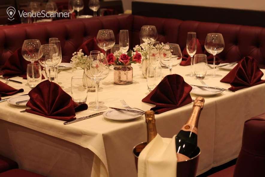 Hire Gatti's Italian Dining Italian Wedding 1