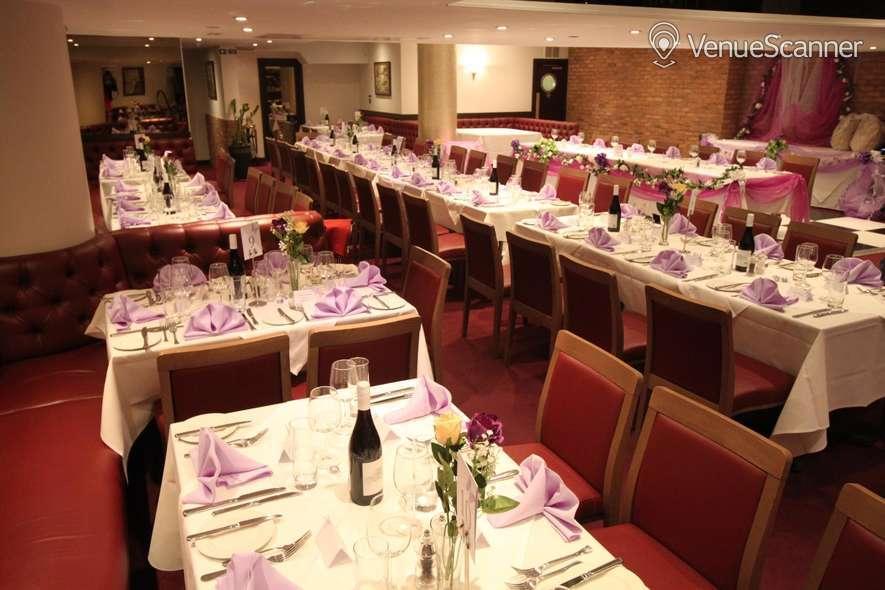 Hire Gatti's Italian Dining Italian Wedding 4