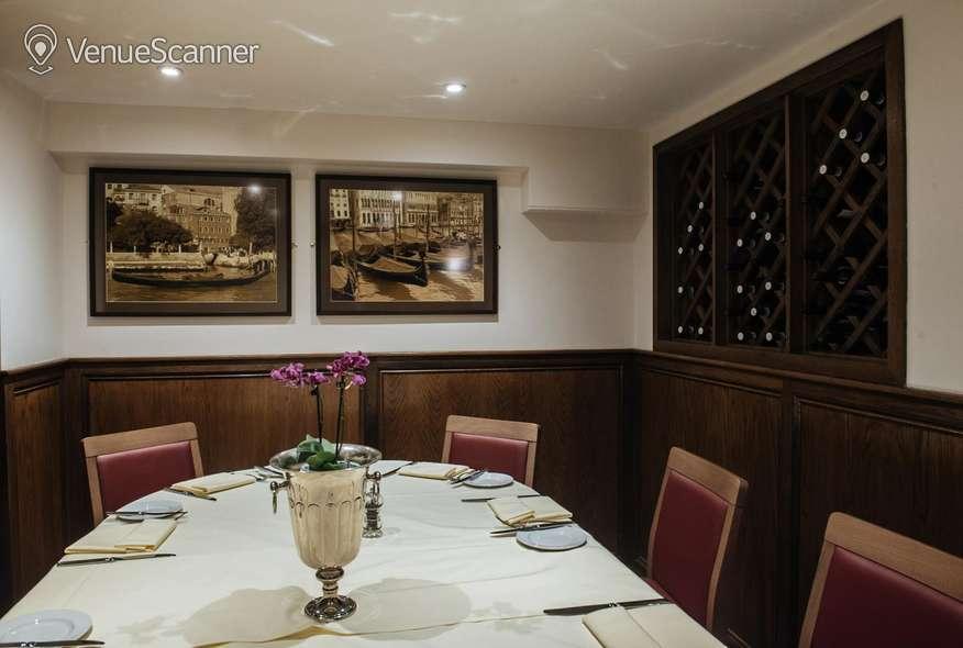 Hire Gatti's Italian Dining The Venetian Room